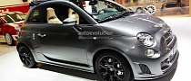 Frankfurt 2013: Abarth 695 Tributo Maserati in Record Grey [Live Photos]