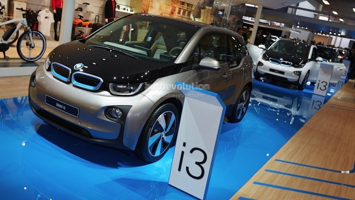 Frankfurt 2013: BMW i3 [Live Photos]
