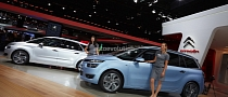 Frankfurt 2013: Citroen C4 Picasso and Grand Picasso [Live Photos]