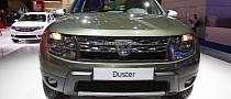Frankfurt 2013: Dacia Duster Facelift [Live Photos]