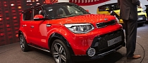 Frankfurt 2013: Kia Soul with SUV Styling Pack [Live Photos]