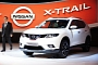 Frankfurt 2013: Nissan X-Trail / Rogue [Live Photos]
