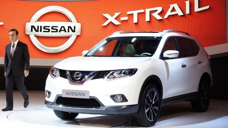 Frankfurt 2013: Nissan X-Trail / Rogue [Live Photos]