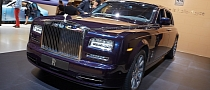 Frankfurt 2013: Rolls-Royce Celestial Phantom Debut [Live Photos]