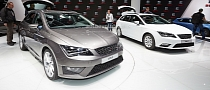 Frankfurt 2013: SEAT Leon ST FR, New 1.6 TDI Ecomotive [Live Photos]