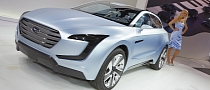 Frankfurt 2013: Subaru Viziv Concept Shows Up [Live Photos]