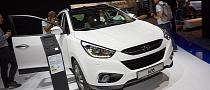 Frankfurt 2013: Updated 2014 Hyundai ix35 [Live Photos]