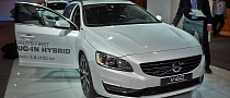 Frankfurt 2013: Volvo Line-Up Shows New Engines [Live Photos]