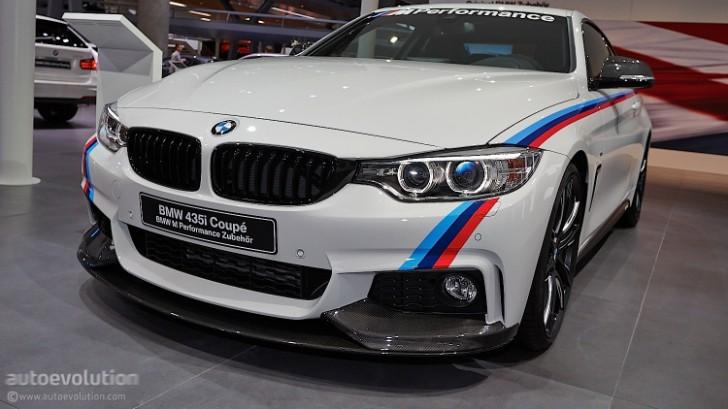 Frankfurt 2013 World Premiere: BMW 4 Series with M