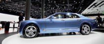 Frankfurt Auto Show: Bentley Mulsanne [Live Photos]