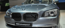 Frankfurt Auto Show: BMW ActiveHybrid 7 [Live Photos]
