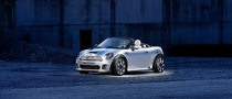 Frankfurt Auto Show: MINI Roadster Concept [Live Photos]