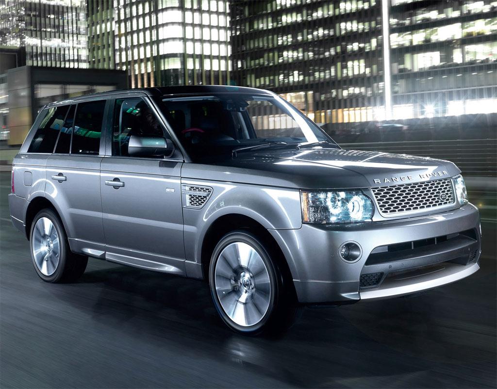 Range Rover Sport 20 Inch Wheels >> Frankfurt Auto Show: Range Rover Sport Autobiography - autoevolution