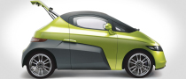 Frankfurt Auto Show: Reva NXR Electric Car