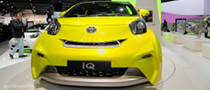 Frankfurt Auto Show: Toyota iQ Sports [Live Photos]