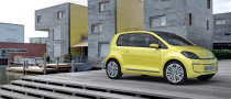 Frankfurt Auto Show: VW E-Up! Concept [Live Photos]