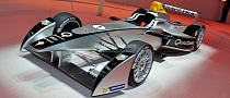 Frankfurt Motor Show's Racing Cars Galore [Live Photos]