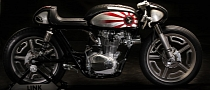 Fred Krugger Tribute to Japan Honda CB450 [Video]