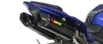 Free Akrapovic Exhaust for British Yamaha Buyers