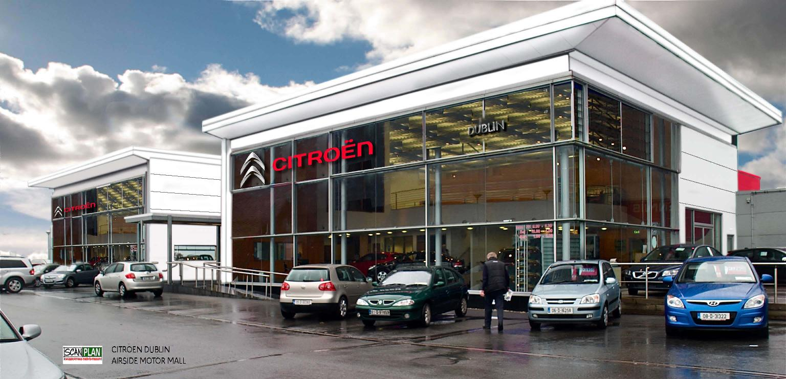 French Cars Landing In Ireland Citroen To Open Retail