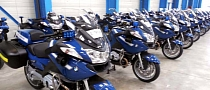 French Law Enforcement Agencies Love the BMW R1200RT