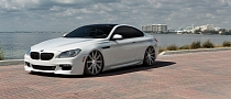 Fresh BMW 6 Series Rind Low on Vossen Wheels [Photo Gallery]