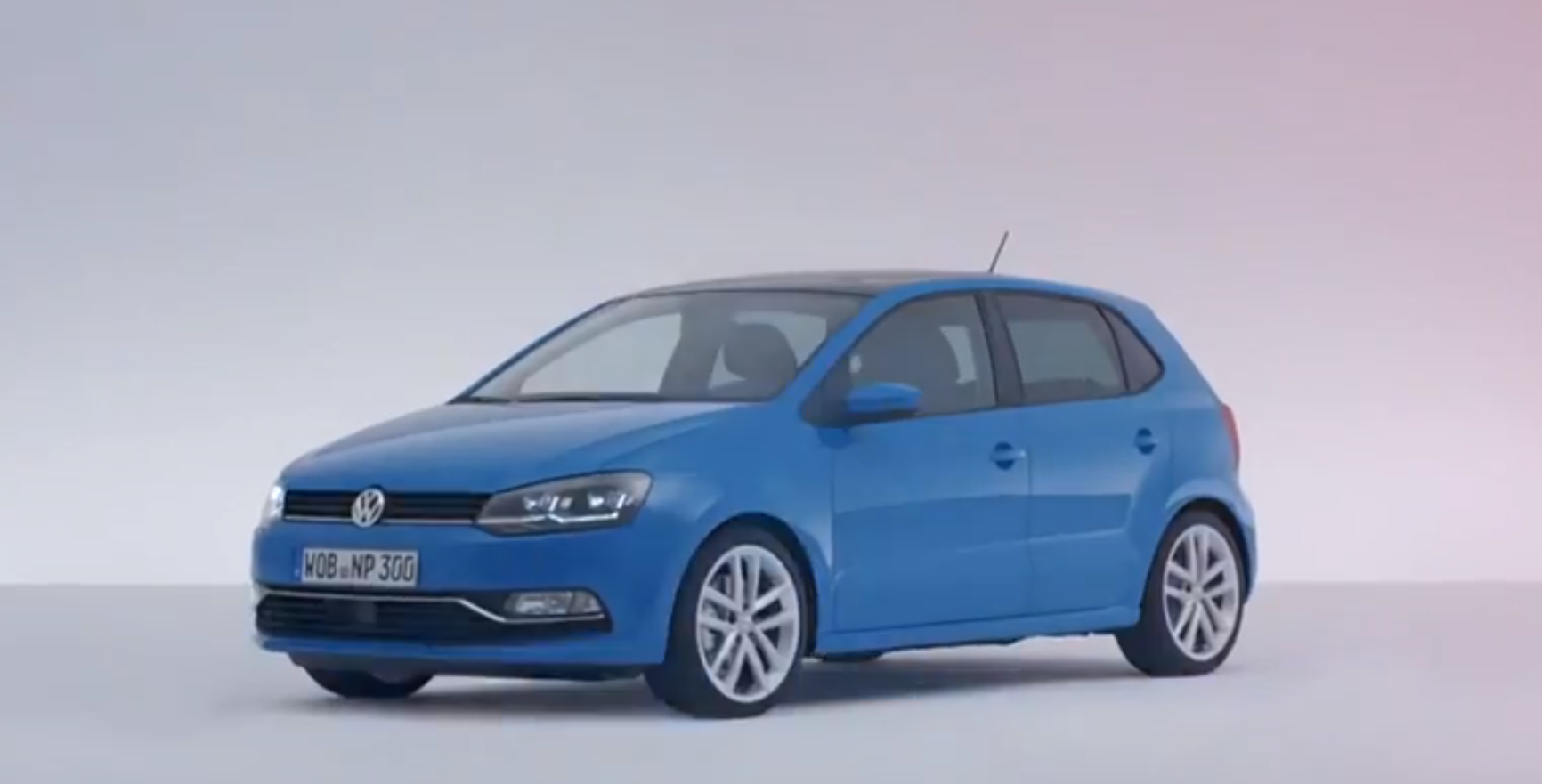 fresh videos detail 2014 vw polo changes autoevolution. Black Bedroom Furniture Sets. Home Design Ideas