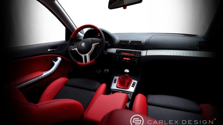 Freshen Up Your E46 with Carlex Design
