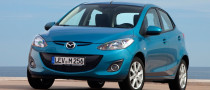 Freshened Mazda2 Heading for Australia