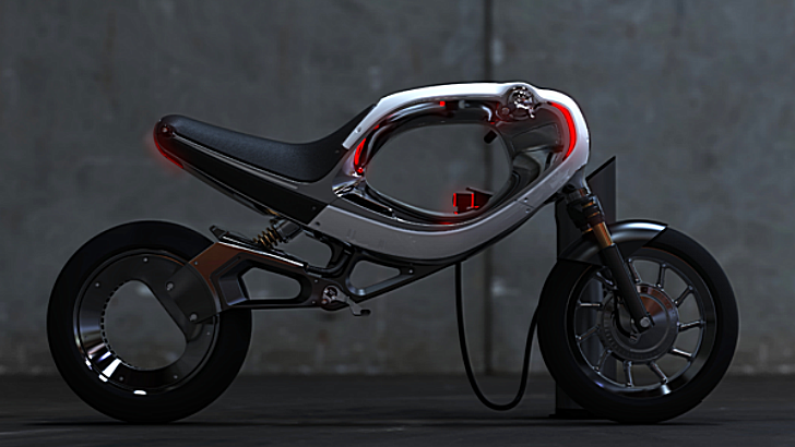 Frog eBike Concept Is More than a Statement