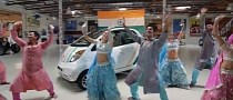 From Bollywood to Hollywood: Jay Leno Drives Tata Nano [Video]