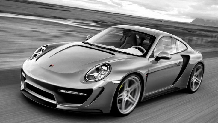 From Russia With Love: TopCar 2012 Porsche 911 Rendering