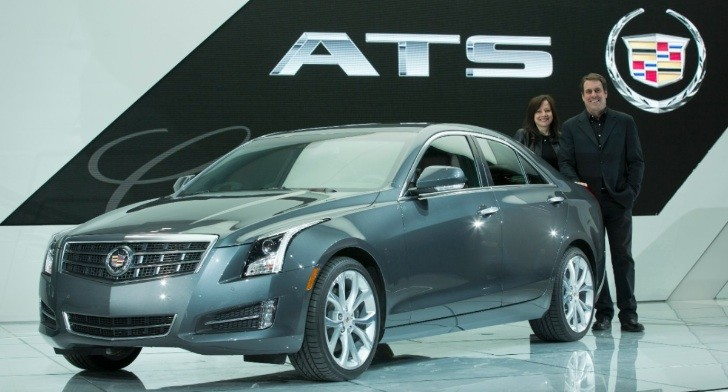 Front-Wheel Drive Cadillac ATS? It Almost Happened