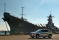 GM turns the US Navy green