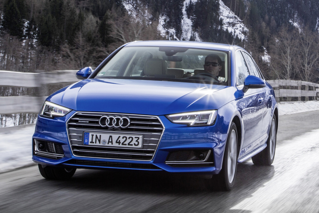 fuel sipping 2017 audi a4 ultra 2 0 tfsi fwd priced from. Black Bedroom Furniture Sets. Home Design Ideas