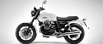 Full Moto Guzzi V7 Line Available in Canada [Photo Gallery]