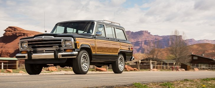 Fully Loaded 2019 Jeep Grand Wagoneer Could Sell For as Much as $140,000