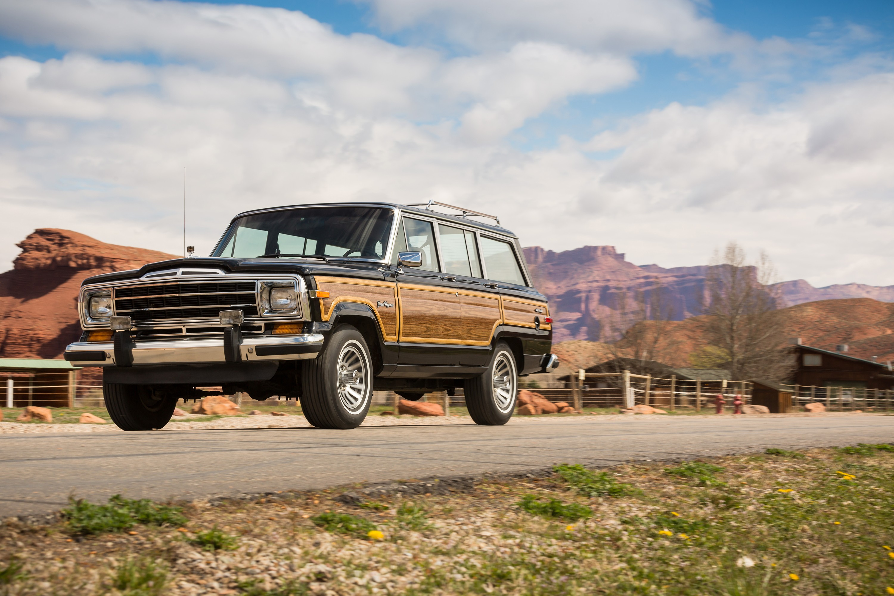Fully Loaded 2019 Jeep Grand Wagoneer Could Sell For as Much as