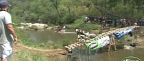Funny Teeter-Totter River Crossing Crashes [Video]