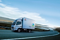 Fuso Canter Eco Hybrid photo
