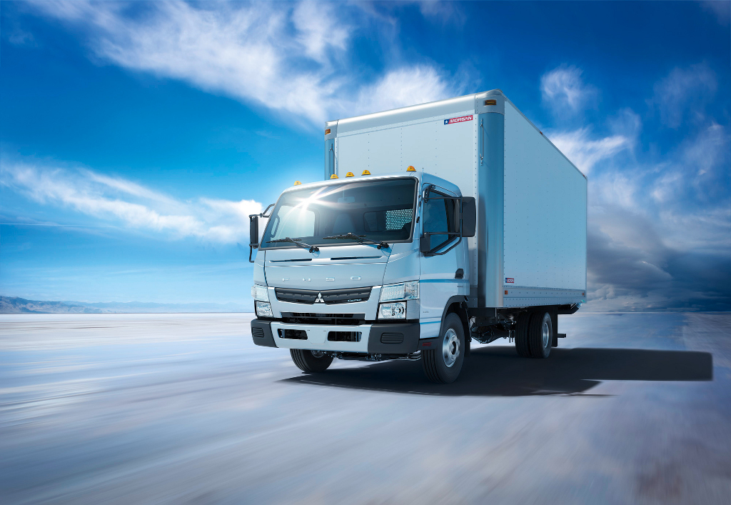 Fuso canter to sell in the us autoevolution