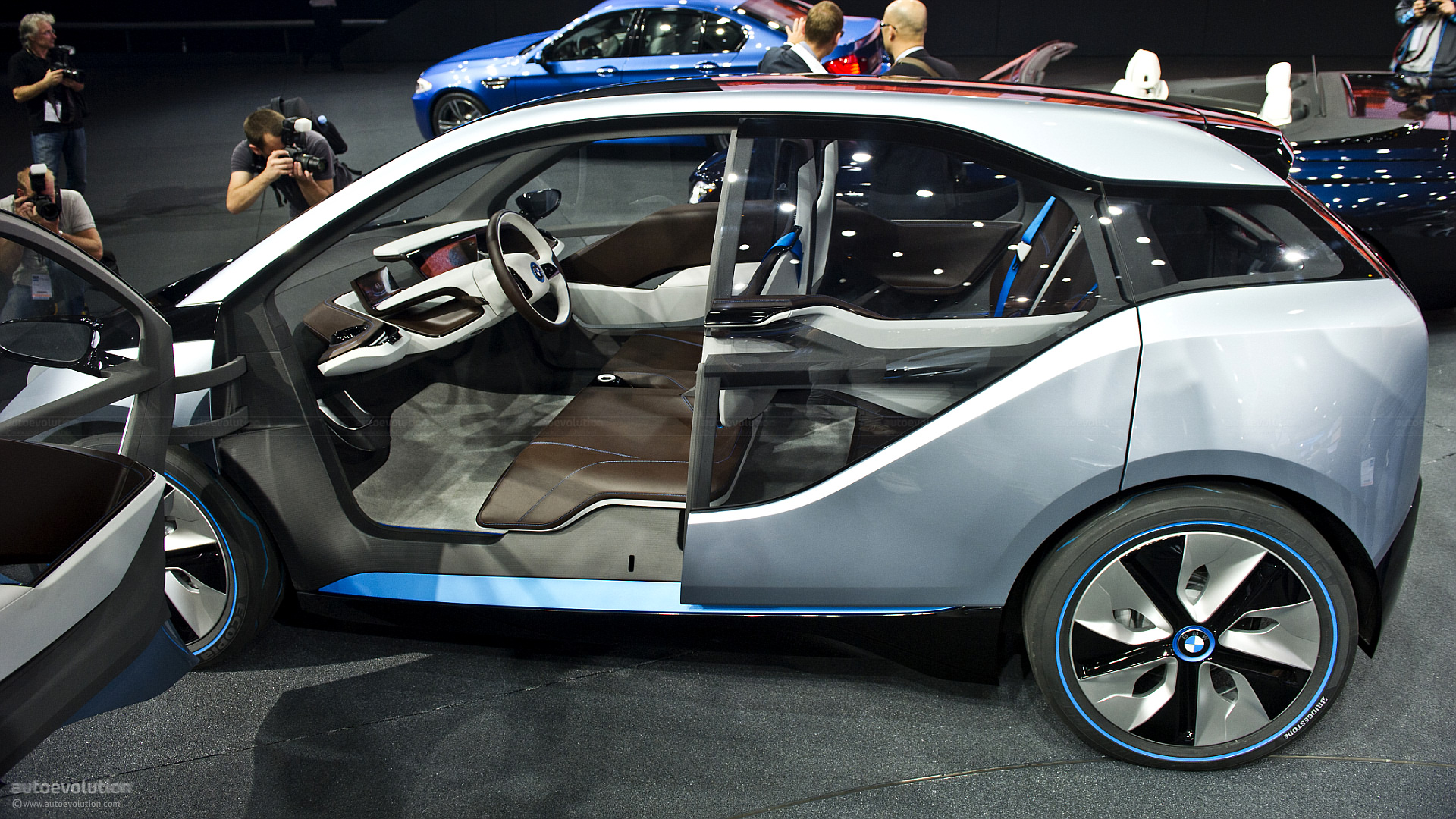 future bmw i3 will have kymco engine autoevolution. Black Bedroom Furniture Sets. Home Design Ideas