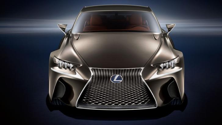 Future lexus models going even bonkers autoevolution 21 photos freerunsca Choice Image
