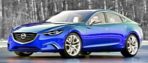 Future Mazda Models to Be 100 Kg Lighter