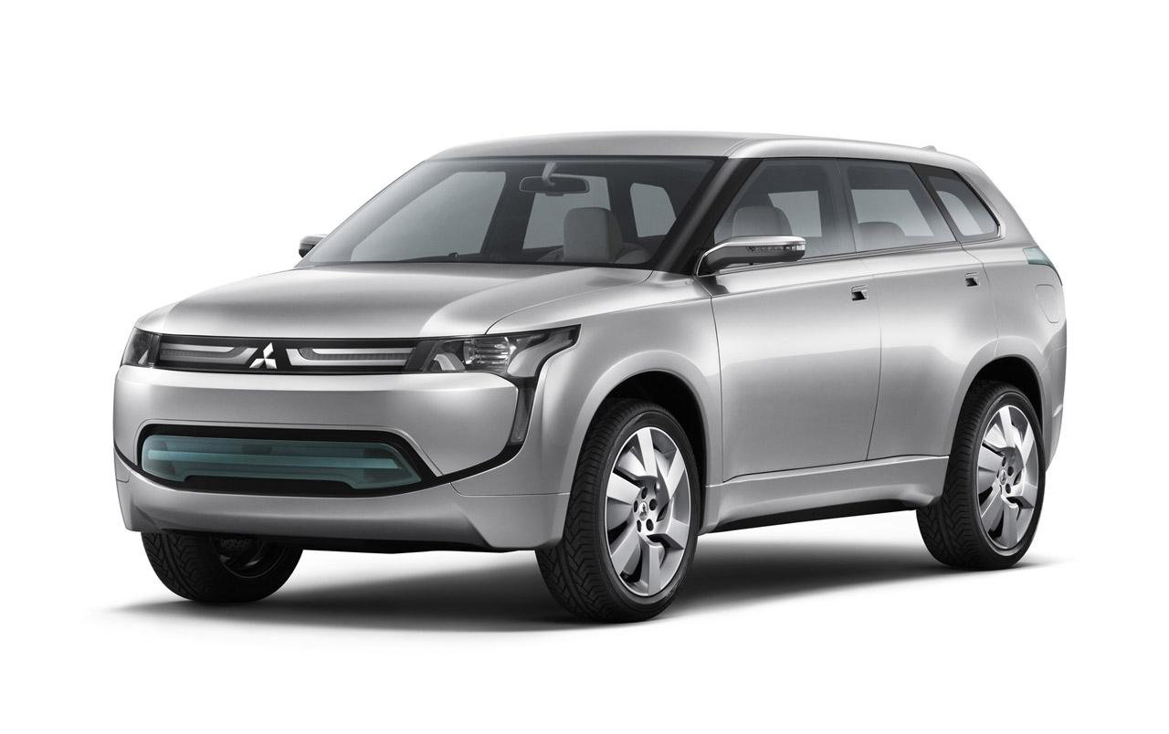 Mitsubishi talked about future models 58