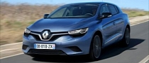 Future Renault Megane Goes to Frankfurt