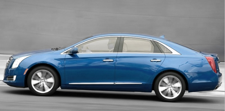 Future RWD Opel Omega to Be Underpinned by Cadillac XTS