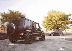G 63 AMG Returns to Its Roots With Adv1 Wheels [Photo Gallery]