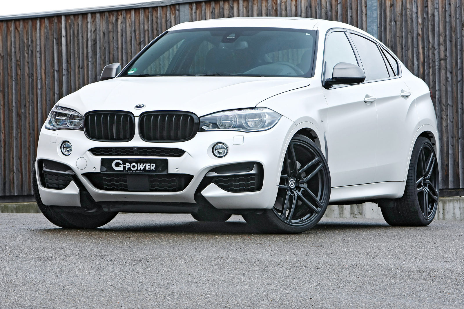 g power tunes bmw x6 m50d to 455 hp autoevolution. Black Bedroom Furniture Sets. Home Design Ideas