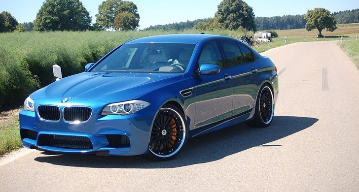 G-Power Claims the World's Fastest F-Series M5 Title